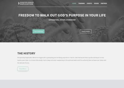 Discipleship Duplication