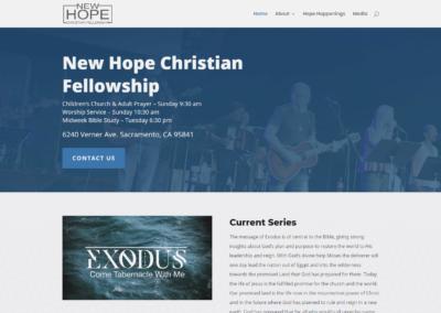 New Hope Christian Fellowship